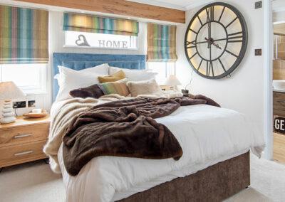 Alaska main bedroom