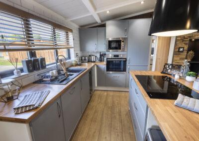 Sherwood kitchen